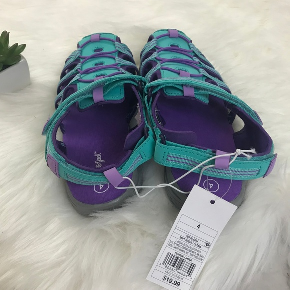 Cat /& Jack Girls/' Fatima Fisherman Sandals size 4